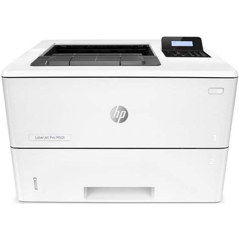 hp laserjet pro m501n a4 mono laser printer j8h60a
