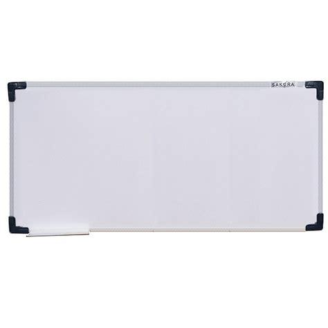 White Board Sakana 90x60 Cm Papan Tulis Whiteboard 90 X 60cm Tanggung jual whiteboard 120x180cm harga spesifikasi whiteboard shop
