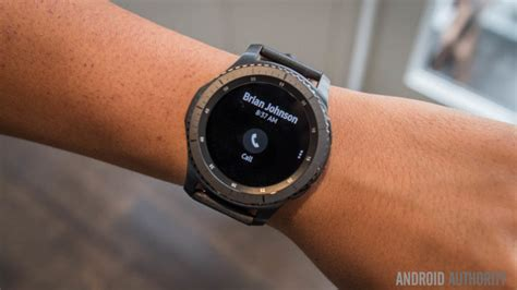Samsung Gear S3 samsung gear s3 on android authority