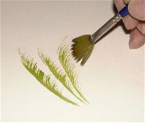 fan brush painting quot fan brush quot can someone explain wetcanvas