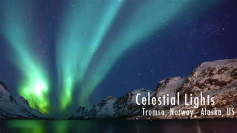 healy alaska northern lights celestial lights a time lapse of the aurora borealis in