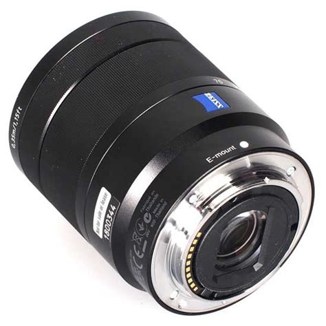 Sony Fe 55mm F 1 8 Za Lensa Kamera sony sel 16 70mm f4 za oss vario tessar t harga dan