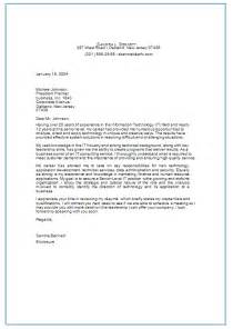Cover Letter Templates Exles by Cover Letter Template