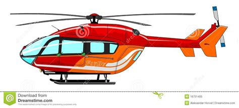 Free Cabin Plans passenger helicopter illustration royalty free stock photo