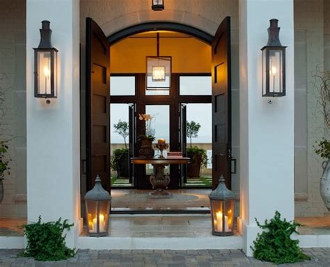 front door lanterns motion sensor outdoor wall light ideas home ideas collection
