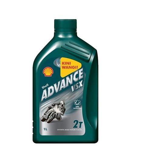 Shell Advance shell advance vsx 2t fragrance