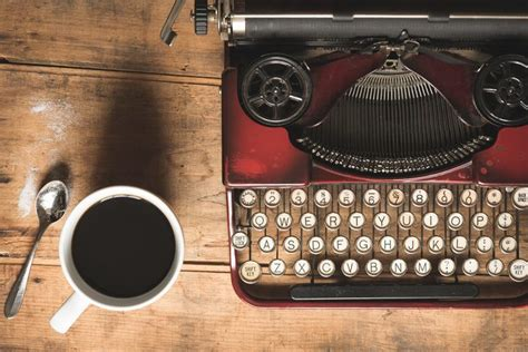 coffee writing wallpaper typewriter and coffee wallpaper www imgkid com the