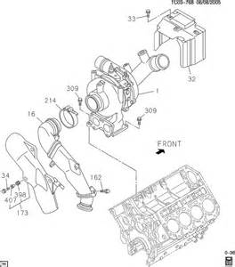 Duramax Lmm Exhaust System Diagram Duramax Exhaust Diagram Duramax Get Free Image About