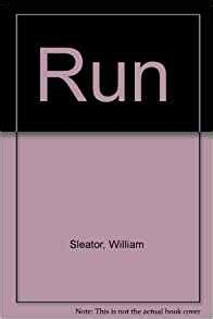 by william sleator hell phone run william sleator 9780590317672 amazon com books