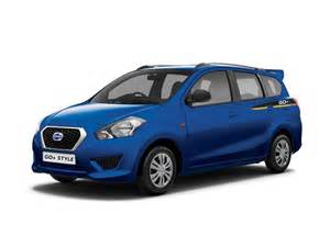 Datsun go plus photos interior exterior car images cartrade