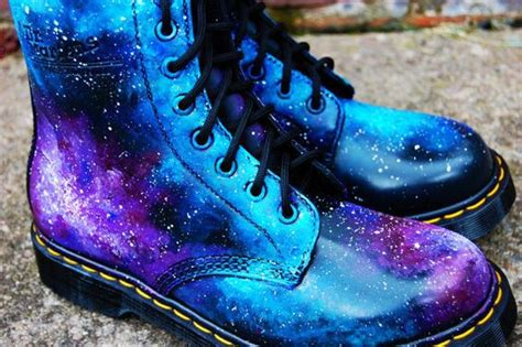 galaxy shoes image 4115585 by violanta on favim