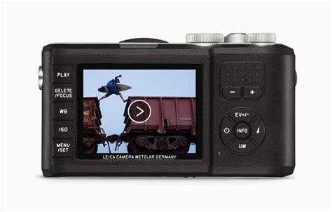 Kamera Leica X U leica x u kamera digital tahan hentakan kalis debu dan air amanz