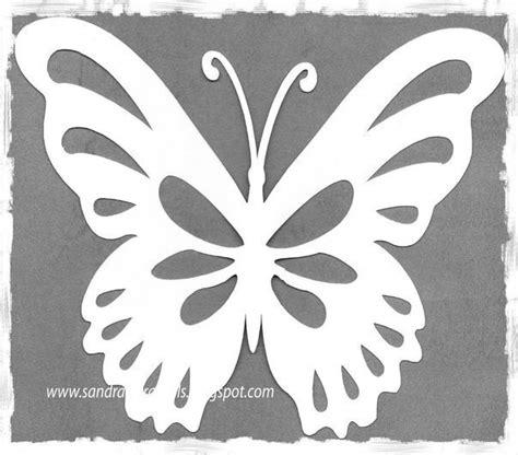 imagenes de mariposas moldes moldes para hacer cestas de mariposas