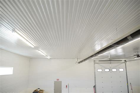Interior Metal Ceiling Panels by Bridger Steel 3 Metal Roofing And Siding Panels For