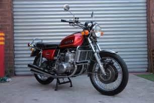 Motorcycle Suzuki 750 Antique Motorcycles Suzuki Gt 750 Manspace Magazine