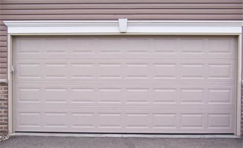 learn and understand about the size of garage doors