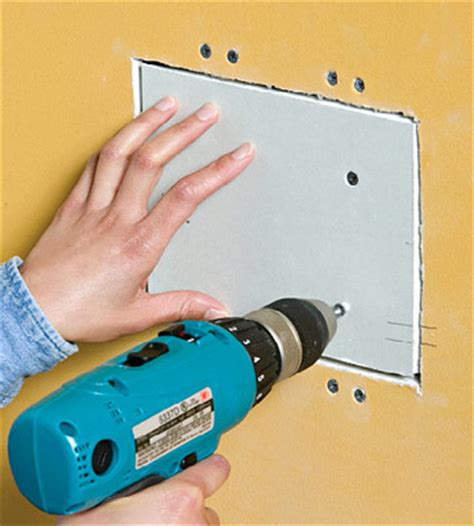 fix hole in wall do it yourself drywall repair drywall repair renovations