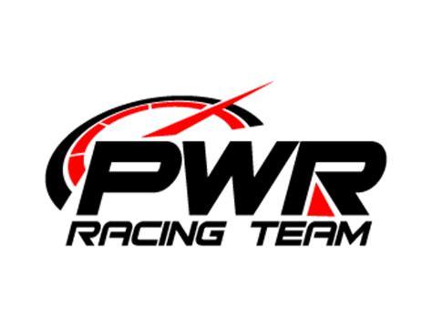 design logo racing team pwr racing team logo design 48hourslogo com
