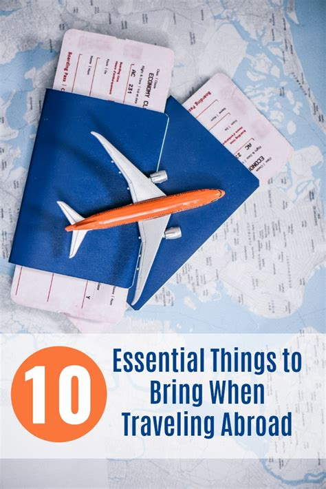 top 10 essential things to pack for india breathedreamgo ten essential things to bring when traveling abroad