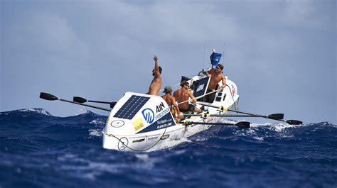 ocean sculling boat the ultimate endurance sport ocean rowing pledge