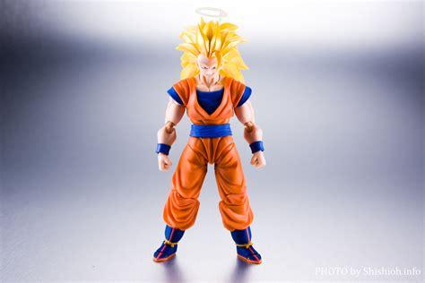 Shf Goku Ss3 Renewal レビュー s h figuarts スーパーサイヤ人3 孫悟空