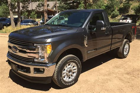 ford 250 trucks review 2017 ford f 250 duty leads the pack trucks