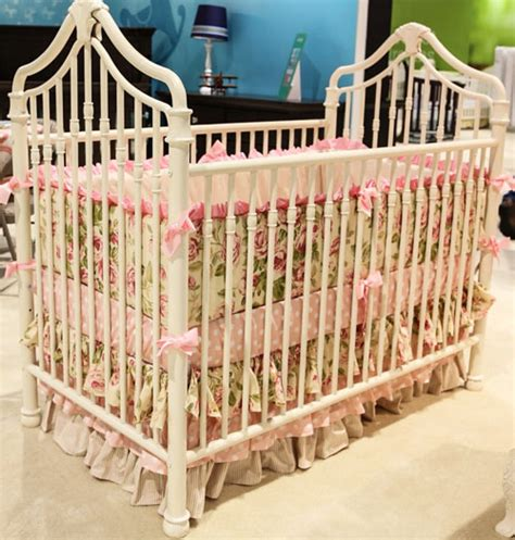 Mini Crib Dust Ruffle Portable Mini Crib Dust Ruffle Creative Ideas Of Baby Cribs