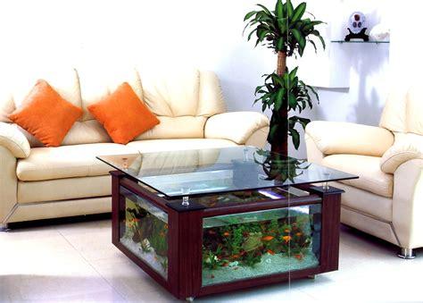 imagenes de arreglos minimalistas como decorar de salas con acuarios
