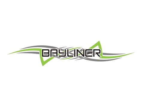Rugby Wall Stickers bayliner decal