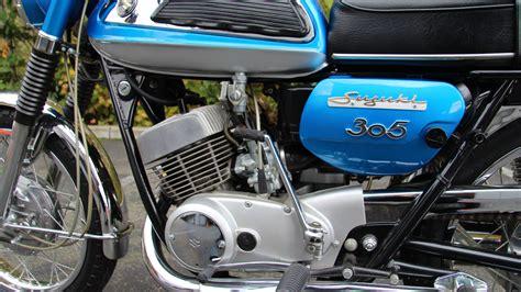 Suzuki T305 1969 Suzuki T305 T57 Las Vegas 2016