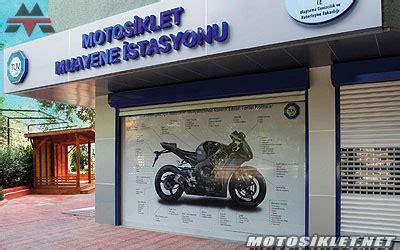 kiziltoprak motosiklet muayene istasyonu acildi