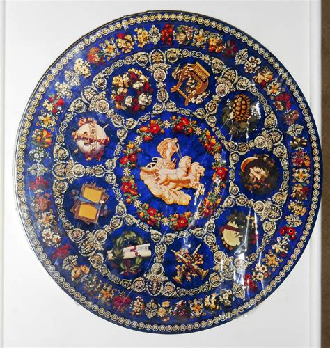 Springbok Table Of The Muses 500 Piece Jigsaw Puzzle Pzl6021 Circular Round 1969 Nib Factory Sealed Circular Jigsaw Puzzles