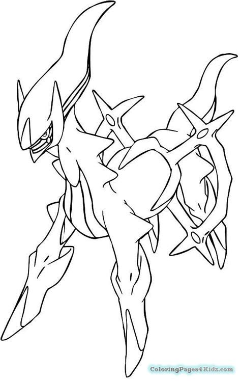 Gen 1 Legendary Pokemon Coloring Pages