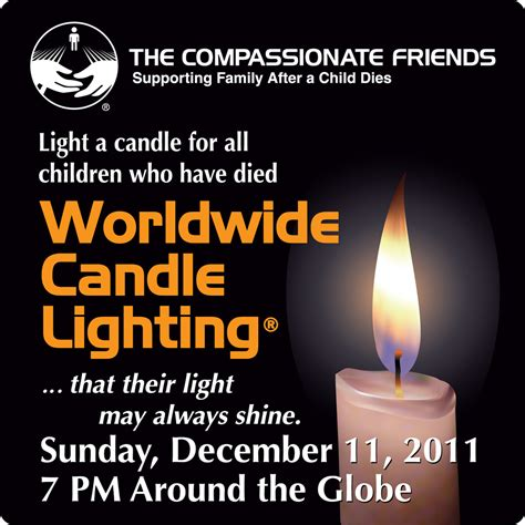 A Sea Of Light In Memory Of Our Children The