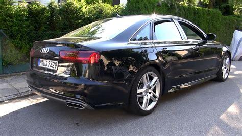 Audi A6 Teszt by 2015 Audi A6 3 0 Tdi S Line 272 Hp Test Drive