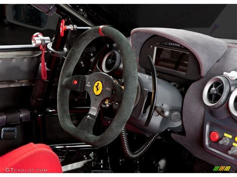 Wheels F430 Challenge 2010 Akta 2010 f430 challenge race car black steering wheel