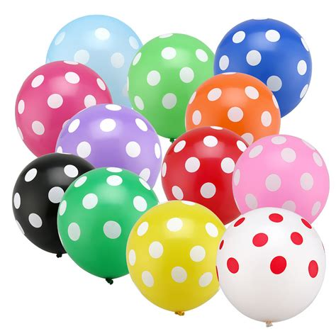 Balloon Polka by Polka Dot Balloons Flower N Petals