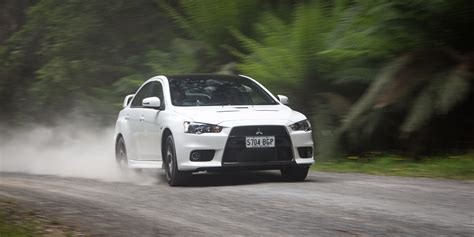 mitsubishi evolution 2016 2016 mitsubishi lancer evolution x review final edition