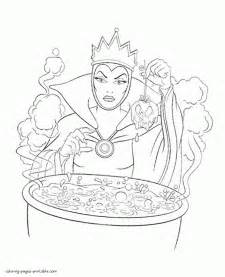 disney villains coloring book free disney villains coloring pages coloring home