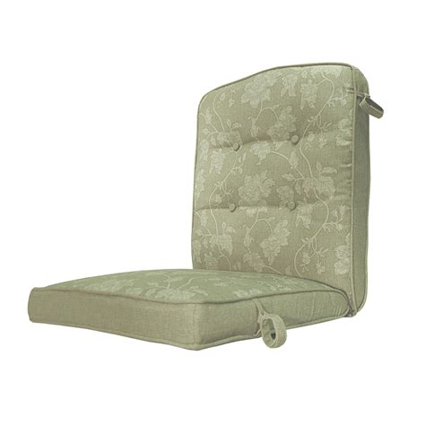 jaclyn smith cora replacement chair cushion shop    shopping earn points
