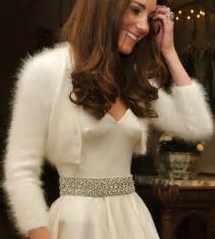 shrug wedding dress white angora cardigan shrug knit inspired by royal