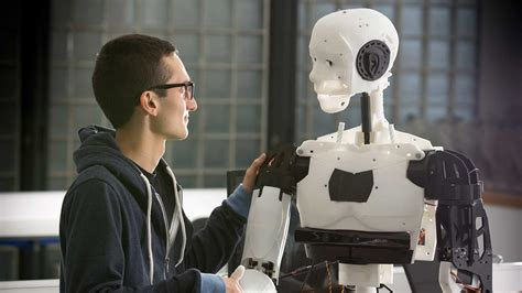expressive robots learn human emotion in lincoln - Human Android