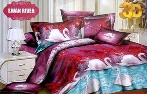 Bedcover Kintakun Luxury 3d Ukuran 180 X 200 Motif Jean daftar harga sprei kintakun terbaru grosir sprei murah