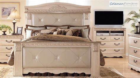 Silverglade Mansion Bedroom Set | silverglade bedroom collection from signature design by