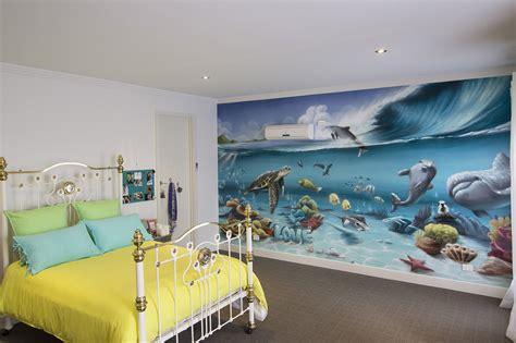 bedroom graffiti artist underwater kids bedroom interior graffiti artist melbourne