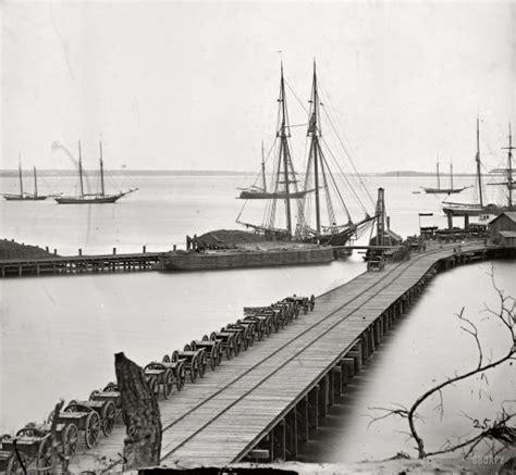 boat supply store alexandria va city point wharf 1865 shorpy historical photos