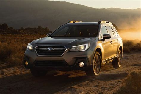 New Subaru 2018 Outback by 2018 Subaru Outback New Car Review Autotrader
