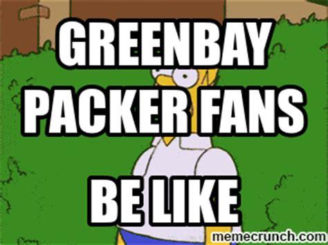 Greenbay Memes - packers suck generate a meme using homer simpson bush