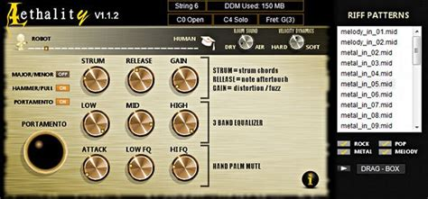 best electric guitar vst lethality electric guitar vsti plugin by iridium iris