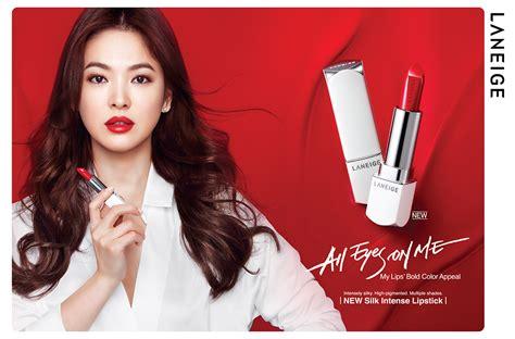 Lipstick Magazine Indonesia silk lipstick laneige sg